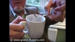 Nitinol Teaspoon That Bends!