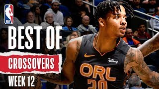 NBA's Best Crossovers | Week 12 | 2019-20 NBA Season