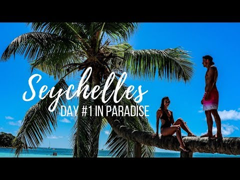 SEYCHELLES 🇸🇨  | TURQUOISE WATER 🏖 | BLOGGERS PARADISE 🎥