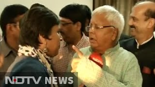 Exclusive: Modiji I am coming to Banaras with my lantern, says Lalu Prasad