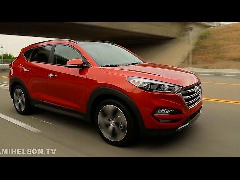 Hyundai Tucson 2015 обзор Александра Михельсона