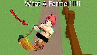 Le meilleur agriculteur dans le simulateur d'agriculture! (Roblox)