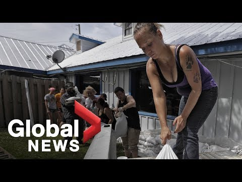 Florida Panhandle braces for Hurricane Michael