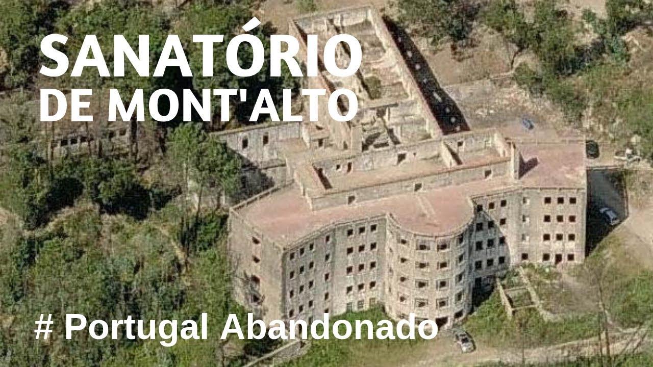 Portugal Abandonado - Sanatório de Mont'Alto