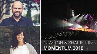 Clayton and Sharie King Speaking at Momentum Youth Conference 2018