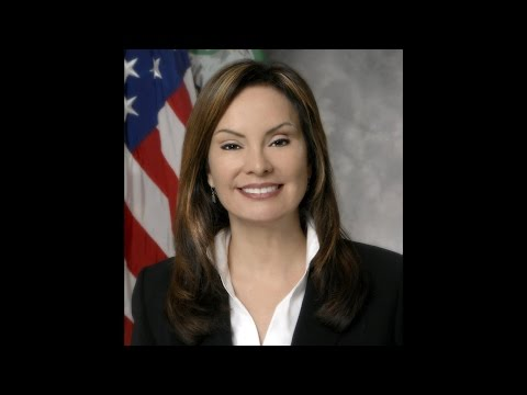 Rosie Rios, Treasurer Of The United States