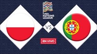 POLONIA vs PORTUGAL | Resumen 2-3 | UEFA Nations League | 11-10-2018