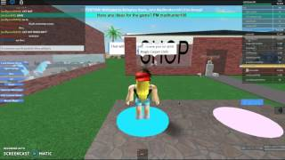 Roblox Gameplay:Robloxian oasis with shahzz484