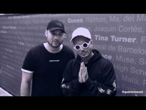 J Balvin y Guerrero - Barcelona 2017 - Energia Europe Tour - Reggaeton Artists