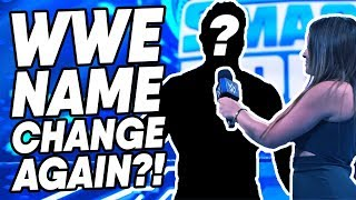 WWE Star Undergoes ANOTHER Name Change! WWE SmackDown Oct. 18, 2019 Review | WrestleTalk