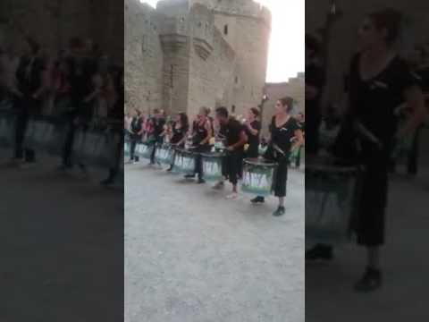 Odawa fête de la musique 2017-cité carcassonne