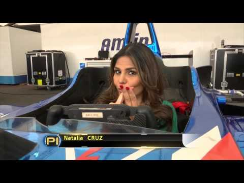 Grand Prix Miami. Formula E. Natalia Cruz. Primer Impacto