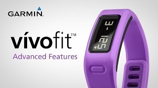 02. vívofit: heart rate, challenges and calorie tracking