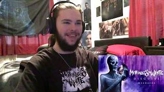 """METAL BASSIST REACTS TO """"HEADACHE"""" BY MOTIONLESS IN WHITE 2019 NEW"""