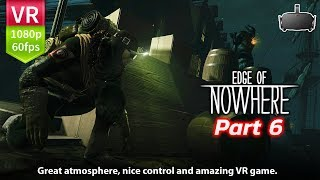Edge Of Nowhere Oculus Rift Part 6 | Uncharted + Tomb Raider in VR