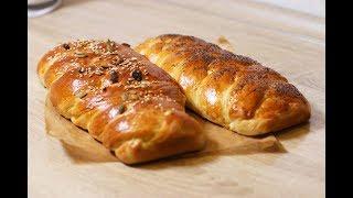 "Хлеб ""Косичка воздушная"". Рецепт хлеба."