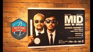 """MEN IN DRUM """"Final Round"""" DRUM WORKSHOP"""