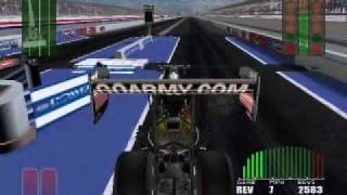 NHRA Quarter Mile Showdown (PC) - Top Fuel