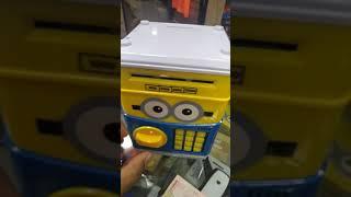 Alcancía Electrónica 😱😱😱, Colombia, Gadget Innovation Cali