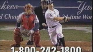 Sports Illustrated | Television Commercial | 1999 | New York Yankees