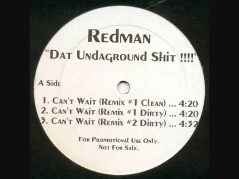 Redman - Can´t Wait (Remix #2) RARE