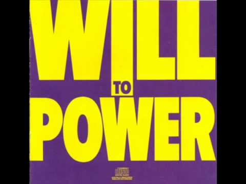 Will To Power  Dreamin