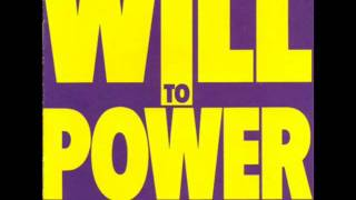 Will To Power - Dreamin