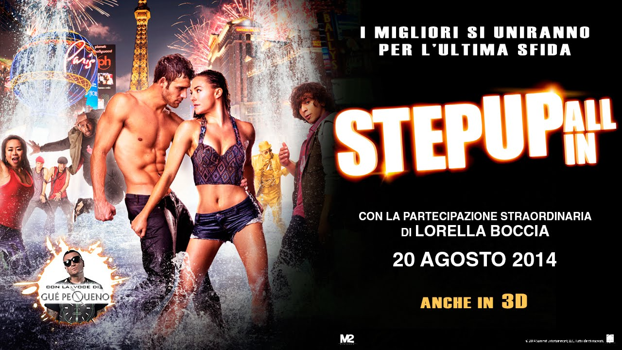 Step Up All In Trailer Italiano Hd Youtube
