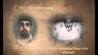 MTA-Spezial Sendung 1  10/10 Attentat auf Ahmadiyya Moscheen in Lahore