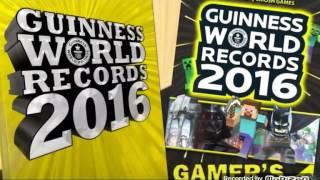 Guiness world records *weird alert*