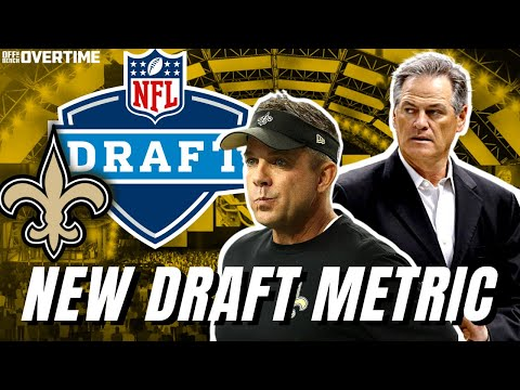 The surprising new metric the Saints use to judge their Draft picks