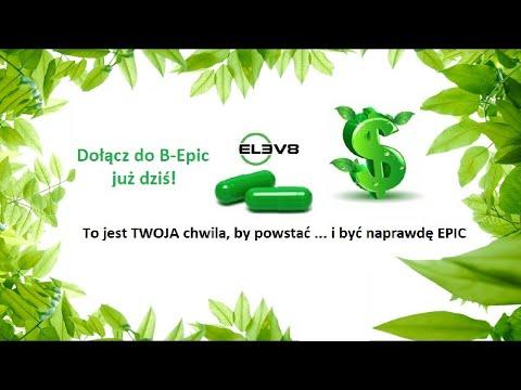 BEPIC - Nowatorski Produkt ELEV8 I ACCELER8 + Najlepszy Program Partnerski
