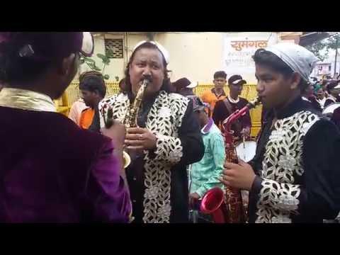Aji Rooth KarAb Kahan Jaiyega  (Arzoo)  vishal brass band www.vishalband.com