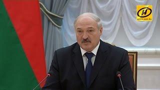 Александр Лукашенко провёл встречу с губернатором Нижегородской области