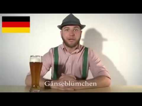 German Language Compared to other Languages