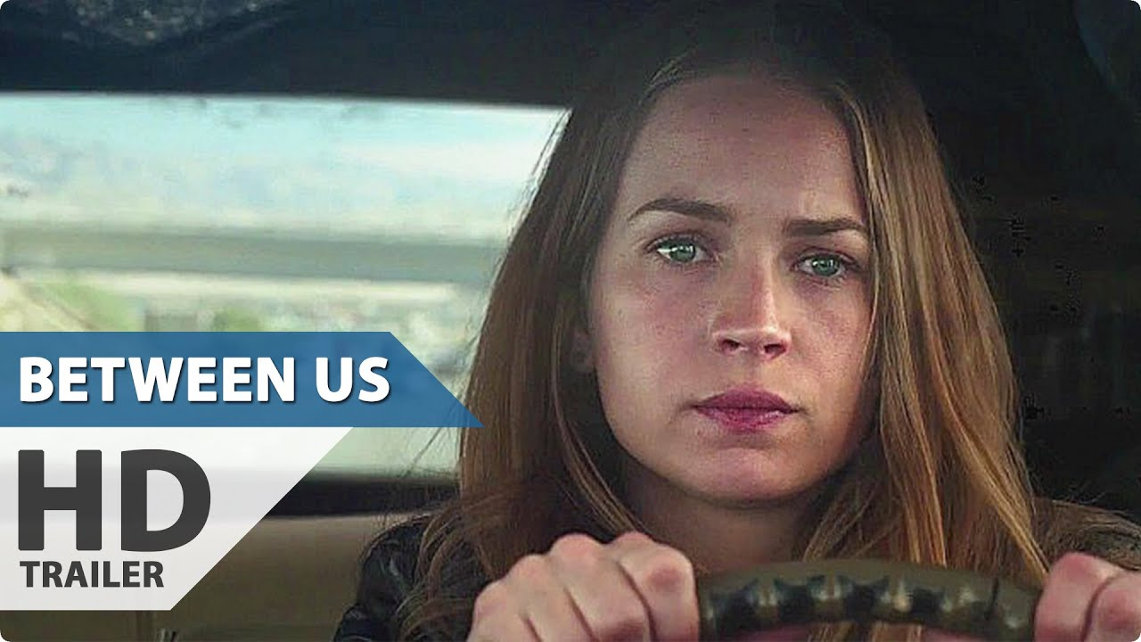 THE SPACE BETWEEN US Trailer (Britt Robertson Sci-Fi - 2016) - YouTube