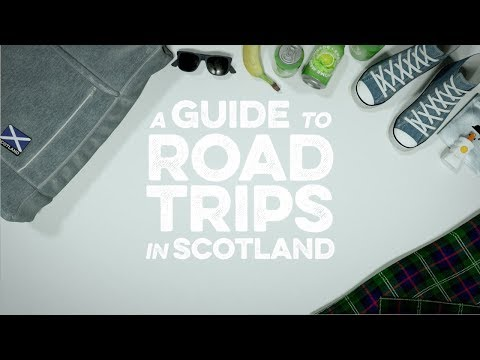 A Guide To Road Trips in Scotland - YouTube