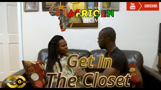Download Clifford Owusu Comedy - In An African Home: Get In The Closet!!! - Clifford Owusu