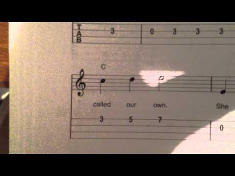 Beginner Ukulele - Lesson 4 - Reading Chord Diagrams, Reading Tab, Etc.