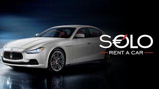 Maserati Ghibli(Почувствуйте дыхание Испании за рулем роскошного автомобиля! Компания SOLO Luxury Car Hire специализируется на..., 2016-05-11T09:13:15.000Z)
