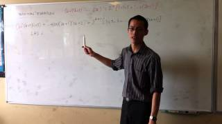 Induction: Series & Algebraic Identities (4 of 4)