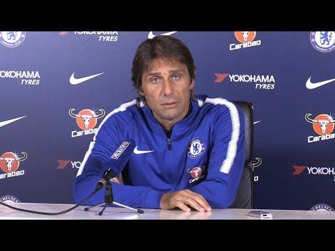 Antonio Conte Full Pre-Match Press Conference - Chelsea v Nottingham Forest - Carabao Cup