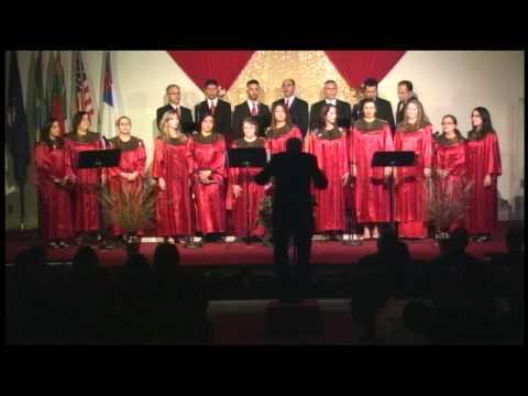 Cantata  de Natal ADORAI 2013 - Coral Filadélfia