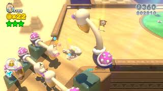 Cemu 1.9.1 | Super Mario 3D World Gameplay