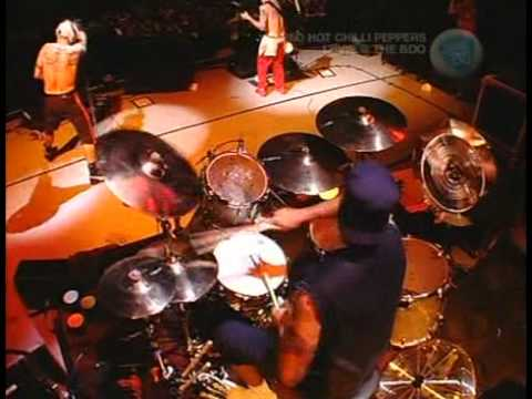 Red Hot Chili Peppers - The Power of Equality (LIVE)