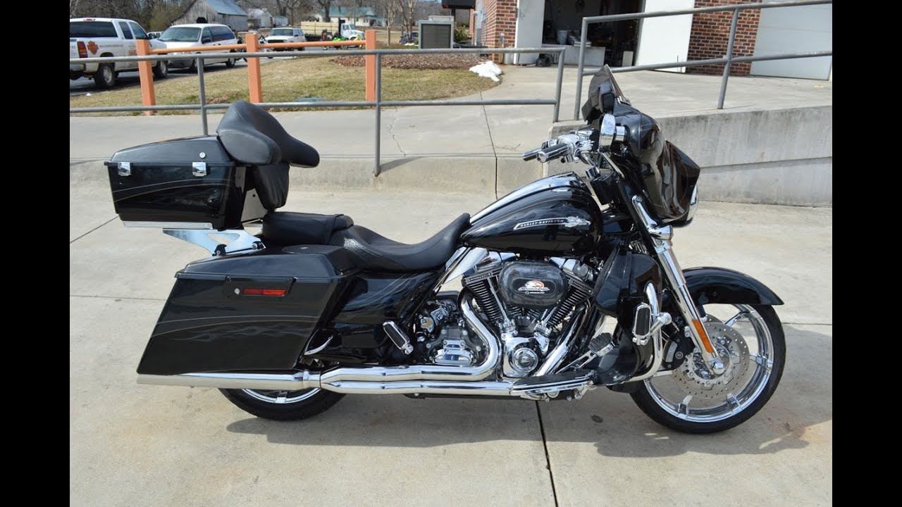 SOLD! 2012 Harley-Davidson® FLHXSE3 - CVO™ Street Glide® Lots of ...