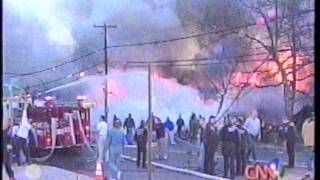 CNN - Crash of American Airlines, Flight 587 on November 12, 2001