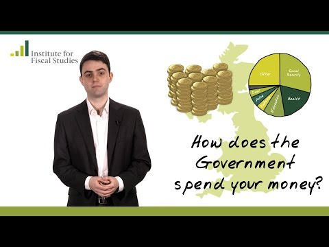 How does the government spend your money?