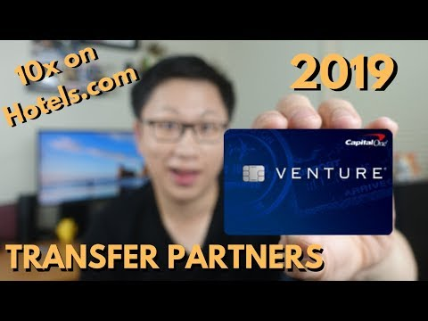 Capital One Venture: 2019 Review (Worth It?)