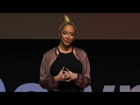 Escaping the Pain of Human Trafficking | Markie Dell | TEDxDownsviewWomen